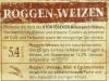 Störtebeker Roggen-Weizen ▶ Gallery 875 ▶ Image 2340 (Back Label • Контрэтикетка)