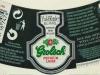 Grolsch Premium Lager ▶ Gallery 590 ▶ Image 8363 (Neck Label • Кольеретка)
