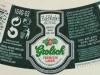 Grolsch Premium Lager ▶ Gallery 590 ▶ Image 8364 (Neck Label • Кольеретка)
