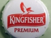 Kingfisher Premium Lager ▶ Gallery 1023 ▶ Image 2883 (Bottle Cap • Пробка)