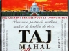 Taj Mahal Premium Lager ▶ Gallery 585 ▶ Image 1642 (Label • Этикетка)
