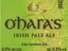 O'Hara's Irish Pale Ale ▶ Gallery 2127 ▶ Image 6864 (Label • Этикетка)