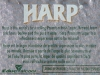 Harp Premium Irish Lager ▶ Gallery 1860 ▶ Image 5757 (Back Label • Контрэтикетка)