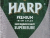 Harp Premium Irish Lager ▶ Gallery 1860 ▶ Image 5759 (Label • Этикетка)