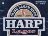 Harp Lager ▶ Gallery 90 ▶ Image 1138 (Label • Этикетка)
