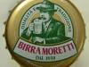 Birra Moretti ▶ Gallery 394 ▶ Image 1317 (Bottle Cap • Пробка)