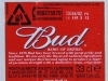 Bud ▶ Gallery 2632 ▶ Image 8897 (Back Label • Контрэтикетка)
