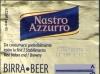 Nastro Azzurro Premium Lager ▶ Gallery 410 ▶ Image 1009 (Back Label • Контрэтикетка)