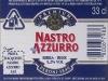 Nastro Azzurro Premium ▶ Gallery 408 ▶ Image 996 (Back Label • Контрэтикетка)
