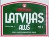 Latvijas stiprs alus ▶ Gallery 1432 ▶ Image 4165 (Label • Этикетка)