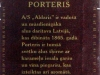 Porteris ▶ Gallery 1424 ▶ Image 4128 (Back Label • Контрэтикетка)