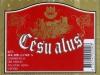 Cēsu alus gaišais ▶ Gallery 1419 ▶ Image 4118 (Label • Этикетка)