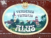 Vendenes tumšais (dark beer) ▶ Gallery 1414 ▶ Image 4111 (Label • Этикетка)