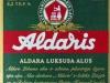 Aldara Luksusa alus ▶ Gallery 1428 ▶ Image 4147 (Label • Этикетка)