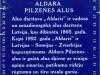 Aldara Pilzenes alus ▶ Gallery 1430 ▶ Image 4158 (Back Label • Контрэтикетка)