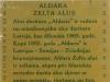 Aldara Zelta alus ▶ Gallery 1429 ▶ Image 4149 (Back Label • Контрэтикетка)