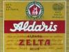 Aldara Zelta alus ▶ Gallery 1429 ▶ Image 4154 (Label • Этикетка)