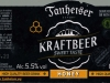 Tanheiser Kraftbeer Honey ▶ Gallery 2779 ▶ Image 9541 (Label • Этикетка)