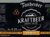 Tanheiser Kraftbeer Honey ▶ Gallery 2779 ▶ Image 9541 (Label • Этикетка)