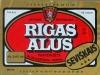 Rīgas alus sevišķais ▶ Gallery 1420 ▶ Image 4119 (Label • Этикетка)