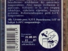 Kalnapilis in Ice ▶ Gallery 267 ▶ Image 602 (Back Label • Контрэтикетка)