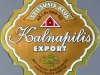 Kalnapilis Export ▶ Gallery 1440 ▶ Image 4176 (Label • Этикетка)