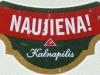 Kalnapilis Original ▶ Gallery 1442 ▶ Image 4187 (Neck Label • Кольеретка)