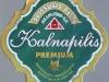 Kalnapilis Premium ▶ Gallery 1443 ▶ Image 4189 (Label • Этикетка)