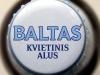 Švyturys Baltas white ▶ Gallery 1444 ▶ Image 4359 (Bottle Cap • Пробка)