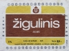 Žigulinis ▶ Gallery 14 ▶ Image 43 (Label • Этикетка)
