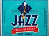 Jazz Premium Lager ▶ Gallery 64 ▶ Image 159 (Label • Этикетка)