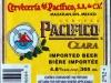 Pacífico Clara ▶ Gallery 94 ▶ Image 1647 (Label • Этикетка)