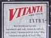Vitanta Premium Extra ▶ Gallery 553 ▶ Image 1520 (Back Label • Контрэтикетка)