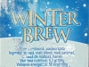 Winter Brew ▶ Gallery 552 ▶ Image 1518 (Back Label • Контрэтикетка)