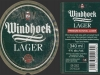 Windhoek Lager ▶ Gallery 92 ▶ Image 202 (Label • Этикетка)