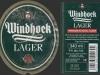 Windhoek Lager ▶ Gallery 92 ▶ Image 202 (Label • Этикетка)