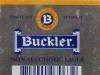 Buckler N-A ▶ Gallery 2518 ▶ Image 8386 (Back Label • Контрэтикетка)