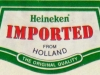 Heineken Lager ▶ Gallery 2184 ▶ Image 8370 (Neck Label • Кольеретка)