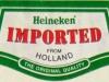 Heineken Lager ▶ Gallery 2184 ▶ Image 8370 (Neck Label • Кольеретка)
