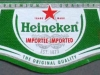 Heineken Lager ▶ Gallery 2184 ▶ Image 7179 (Neck Label • Кольеретка)