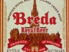 Breda Royal Beer ▶ Gallery 2509 ▶ Image 8352 (Label • Этикетка)