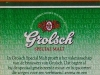 Grolsch Special Malt Alcohol Free ▶ Gallery 2508 ▶ Image 8342 (Back Label • Контрэтикетка)