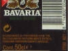 Bavaria Lager ▶ Gallery 2515 ▶ Image 8390 (Back Label • Контрэтикетка)