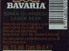 Bavaria Lager ▶ Gallery 2515 ▶ Image 8394 (Back Label • Контрэтикетка)
