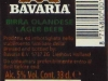 Bavaria Lager ▶ Gallery 2515 ▶ Image 8397 (Back Label • Контрэтикетка)