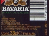 Bavaria Lager ▶ Gallery 2515 ▶ Image 8398 (Back Label • Контрэтикетка)