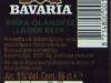 Bavaria Lager ▶ Gallery 2515 ▶ Image 8400 (Back Label • Контрэтикетка)