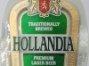 Hollandia Premium Lager ▶ Gallery 842 ▶ Image 2249 (Label • Этикетка)