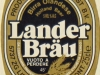 Lander Bräu ▶ Gallery 2521 ▶ Image 8430 (Label • Этикетка)