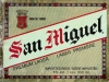 San Miguel ▶ Gallery 294 ▶ Image 3774 (Label • Этикетка)